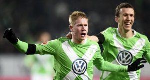 Kevin de Bruyne Wolfsburg