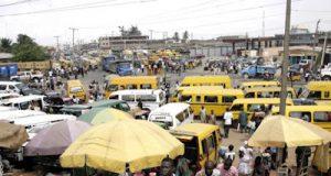 Lagos motor park