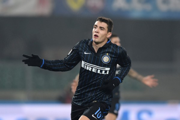 Mateo Kovacic Signs for Real Madrid. Image: inter.it.