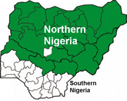 Nigeria's North and South