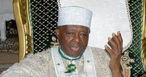 Oba Okunade Sijuwade Olubuse II Ooni of Ife