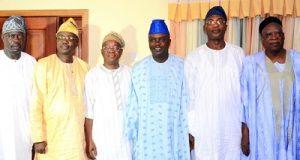 Senate Commiserates with Osun on Ooni Death