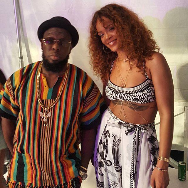 Timaya Rihanna