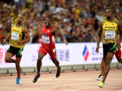 Usain Bolt vs Gatlin