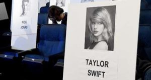 VMA Seating chart taylor swift inline