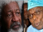 Wole Soyinka Olusegun Obasanjo