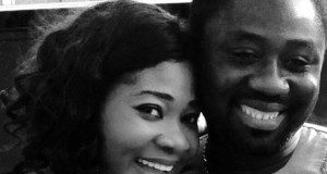 mercy johnson and husband