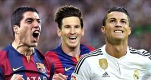 messi and cr