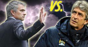 mourinho vs pellegrini