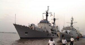 nigerian navy ships in cameroon