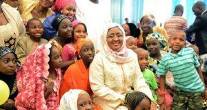 Aisha Buhari Children