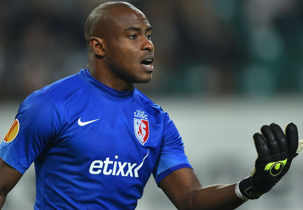 Goalkeeper Vincent Enyeama