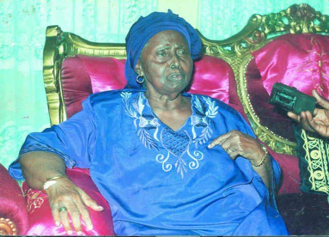 Mama Hannah Idowu Dideolu AWOLOWO