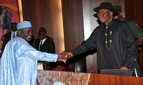 Ibrahim-Shekarau-Goodluck-Jonathan