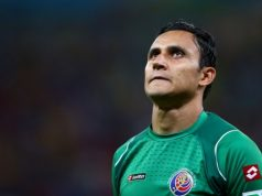 Keylor Navas of Costa Rica