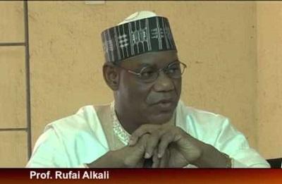 Rufai Ahmed Alkali