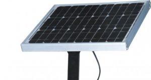 Solar Traffic Light STL