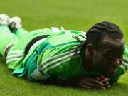 Victor Moses vs France