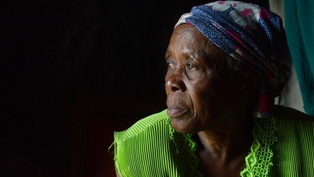 DR Congo Woman Bakazi Ndazimo