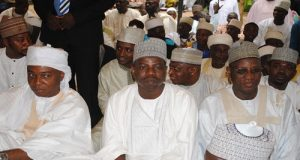 Bukola Saraki Eid Prayer