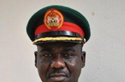 Chief of Army Staff TY Buratai
