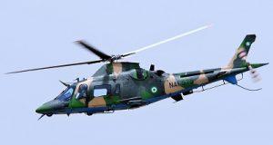 Nigerian Air Force Agusta