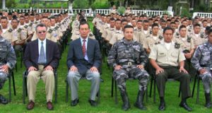 Prevention Wing of the Military in Latin America