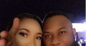 Tonto Dikeh and husband