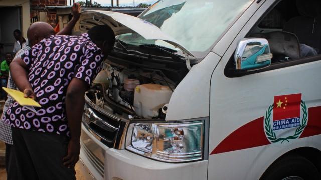 Sierra Leone's missing Ambulances