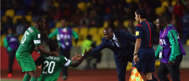 Time on Okwonkwo's side