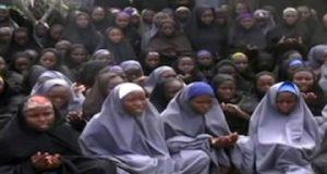 Abducted Chibok school grils