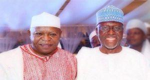 Abubakar Audu and Idris Wada