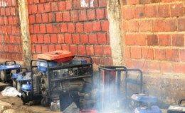 Generator Fumes