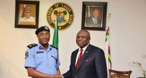 Lagos Commissioner of Police Fatai Owoseni Akinwunmi Ambode