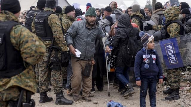 Refugee Border Controls