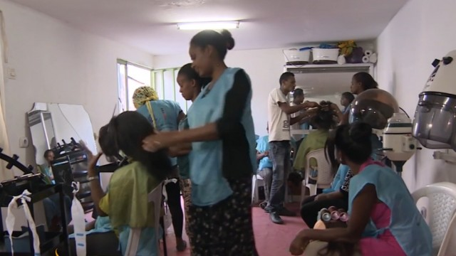 Radio project reaches out to Ethiopia's prostitutes