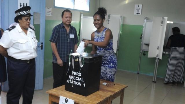 Seychelles election