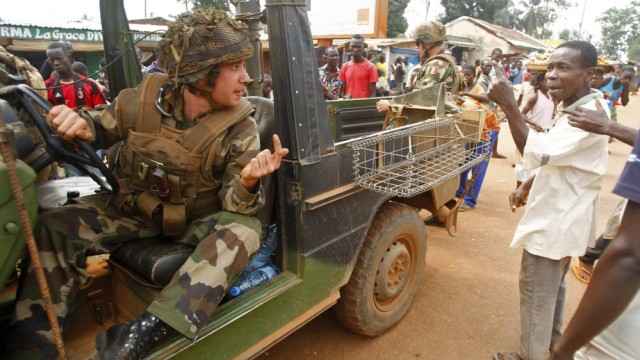 UN Peacekeeping - Allegations Of Sexual Exploitation And Abuse in CAR
