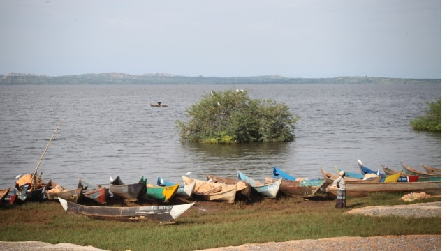 Boats over books for many of Uganda's children