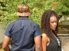 Anas Aremeyaw Anas and Chika Oduah