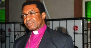 Bishop Most Rev Emmanuel Chukwuma