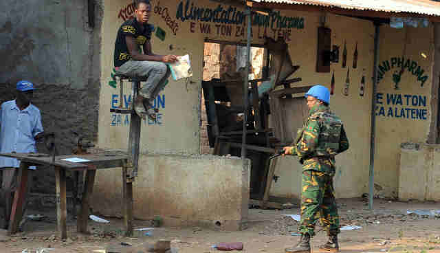 Central-African-Republic-CAR-Peacekeeping-Army