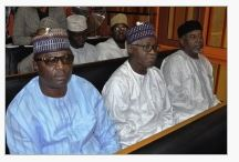 Col Dasuki Sambo and others in court