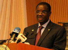 ECOWAS President HE Kadre Desire Ouedraogo
