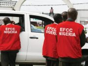 EFCC operatives at work