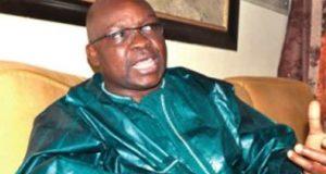 Ekiti State Governor Ayodele Fayose in Traditional Attire