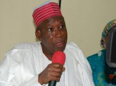 Governor Ganduje of Kano