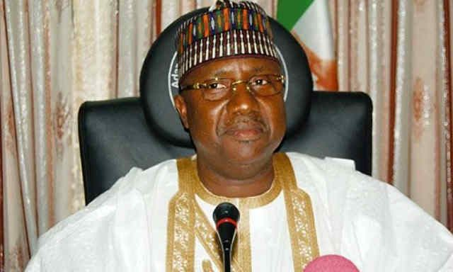 Governor Jibrilla Bindow of Adamawa State