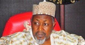 Governor of Jigawa State Muhammad Abubakar Badaru