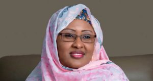 Hajia Aisha Buhari Wife Nigeria president